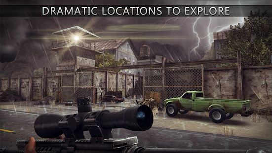 Last Hope Sniper - Zombie War: Shooting Games FPS Screenshot