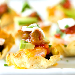 Cheese Shrimp Nachos Recipes