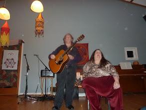 Photo: Larry and Jo singing.jpg