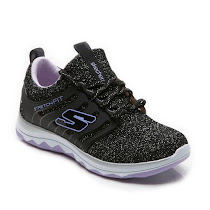 Skechers Sparkle Sprint Trainer LACE UP