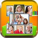 Pic Frame Photo Collage Maker & Picture Editor - Logo