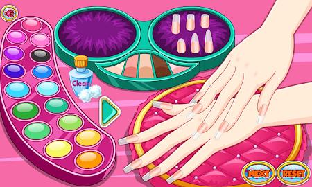Pretty nail salon makeover 1.0.0 screenshot 420777