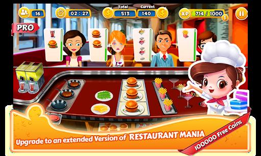 Restaurant Mania Pro