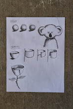 Photo: You Can Draw in 30 Days by Mark Kistler - Lessons 8 & 9.