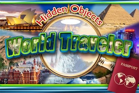 Hidden Objects World Traveler screenshot 5