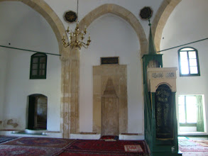 Photo: Sultan Tekes nearby the Larnaka's airport