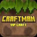 VIP Craft Craftsman Building Games Pocket Edition icon