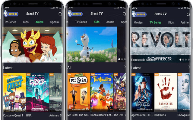 Brasil TV New Apk Downloader