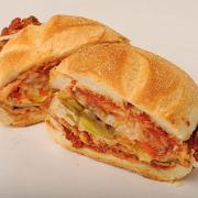 Godfather Sandwich on Hero