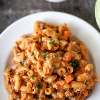 Macaroni And Cheese Meat Casserole Recipes