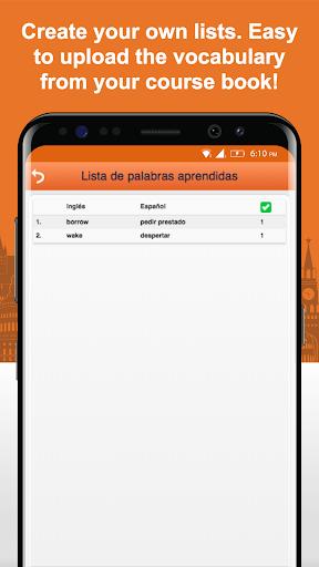 Learn English Words Free screenshot 5