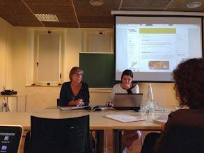 """Photo: """"MLC: El patrimoni literari català georeferenciat al món"""", per Anna Aguiló i Mireia Munmany"""