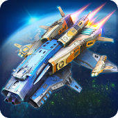Planet Commander Online: Spaceship Galaxy Battles