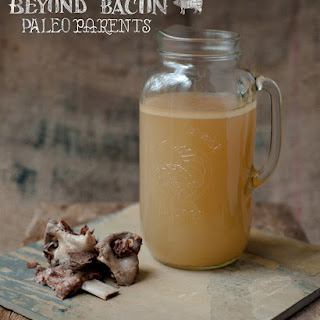 Basic Pork Broth (Pork Stock)