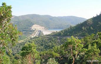 Photo: Tahtalı Barajı EFES-MİMAS (İYON) YOLU 5. Etabı - 08.05.2016 (Değirmendere-Kolophon-Çamönü-Karacadağ-Tahtalı-Gümüldür Etabı)