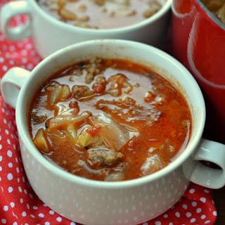 Blackened Corn and Smoked Pork Soup Recipe