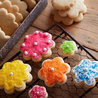 Gluten Free* Classic Sugar Cookies