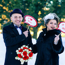 Wedding photographer Larisa Zaboeva (larisazab). Photo of 22.03.2016