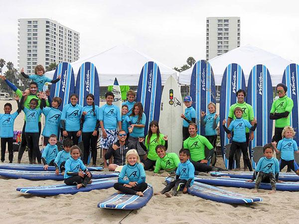 Santa Monica Summer Surf Camps