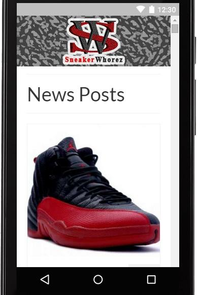 SneakerWhorez- screenshot