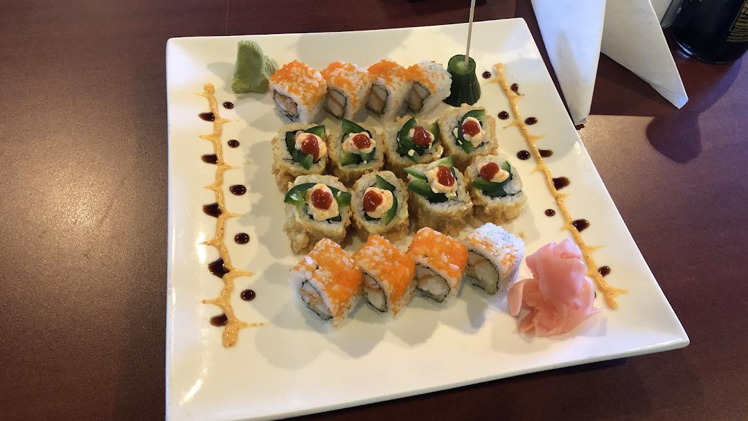 Sanuki Japanese Steak And Seafood Restaurant New Bern的日