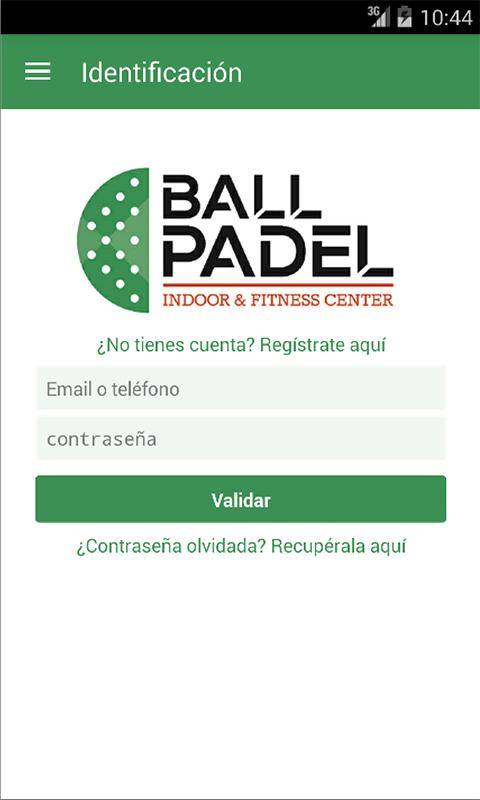 ballpadel- screenshot