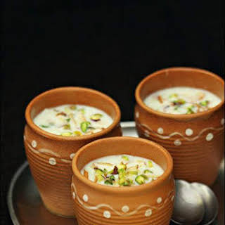 Cabbage Payasam/ Kheer - A South Indian Style Cabbage & Milk Pudding/ Sweet (GF).