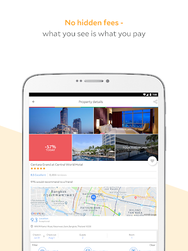 Agoda u2013 Hotel Booking Deals 6.41.0 screenshots 11