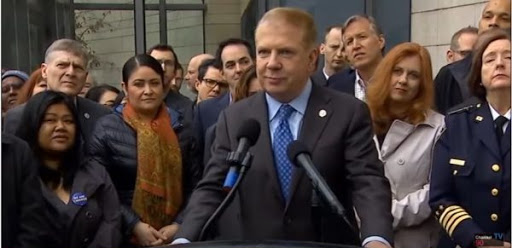 Seattle's Democrat mayor to resign over allegations