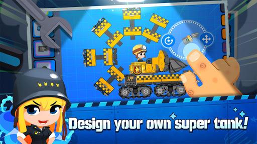 Super Tank Blitz 1.1.4 screenshots 1