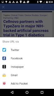 Northern Light Pharma News- screenshot thumbnail