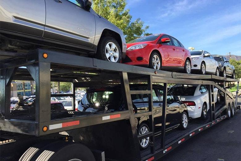 Image result for auto auction transport image
