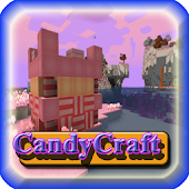 Candy Craft MCPE Guide Mod