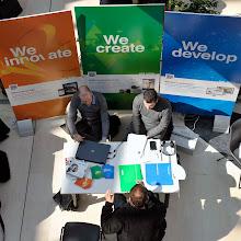 Photo: ICT daysNella foto: Università degli Studi di Trento Dipartimento di Ingegneria e Scienze dell'informazioneFKB - Trento RISETrento 21 marzo 13AgF Bernardinatti Foto