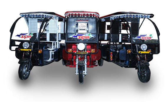 Udaan e rickshaw