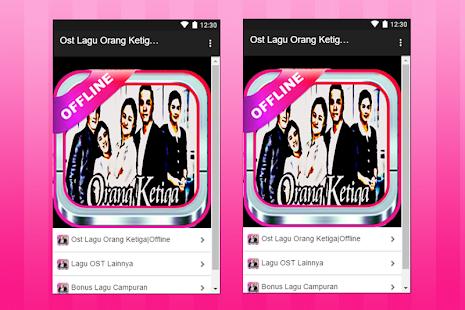 Ost Lagu Orang Ketiga|Offline - náhled