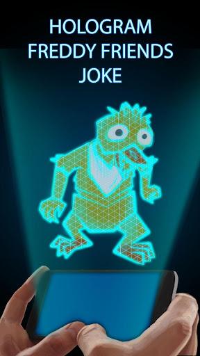 無料模拟Appのホログラムフレディ友達ジョーク|記事Game