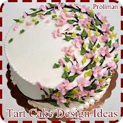 Tart Cake Design Ideas icon