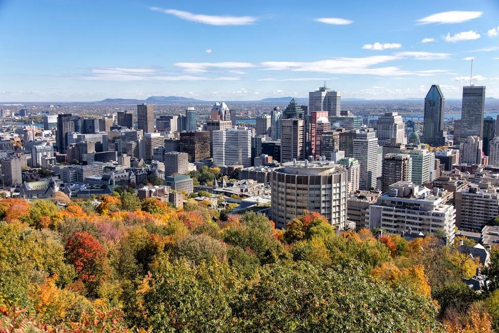 Dlaczego warto jechać do Kanady, Kanada, Montreal