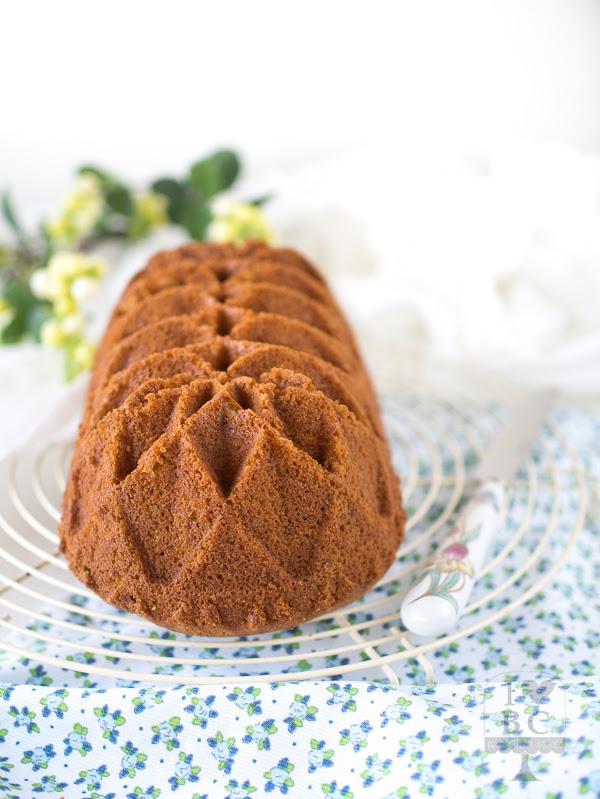 Loaf Cake de queso cremoso y zanahoria