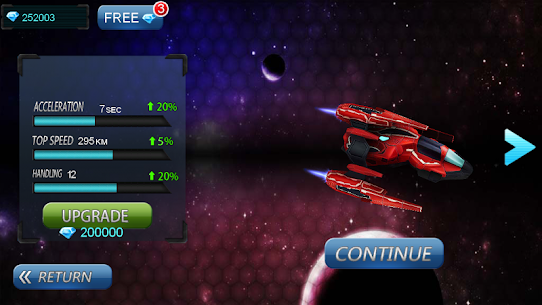 Space Racing 3D – Star Race Apk Download For Android and iPhone 3