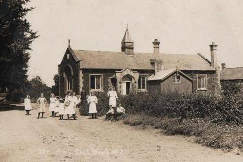 East Winch school