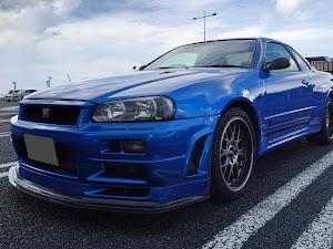 スカイラインGT-R R34 Vスペック2のカスタム事例画像 まーくん/GT-R🤭 ただの車好きですさんの2020年09月11日08:25の投稿