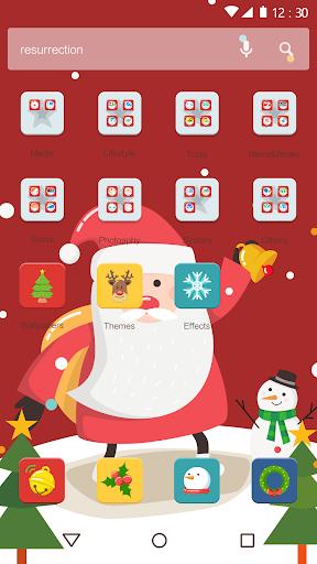 Christmas Theme: Santa Christmas Theme for Android cheat hacks