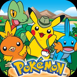 Campamento Pokemon  |  App de Entretenimiento