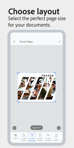 Adobe Scan: PDF Scanner with OCR, PDF Creator 20.09.02-regular screenshots 7
