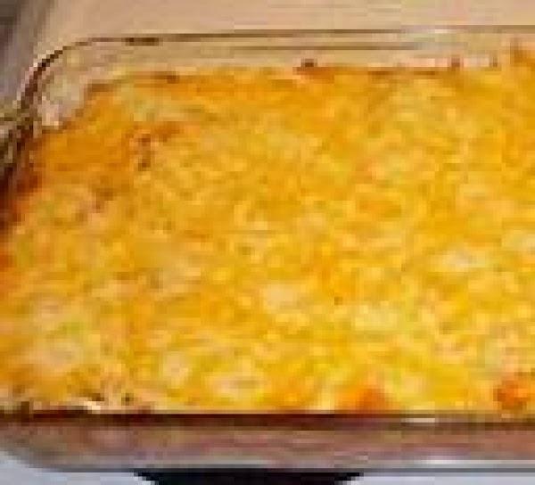 Cheesy Enchilada Bake Recipe