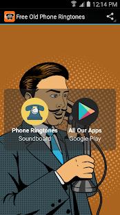 Free Old Phone Ringtones screenshot