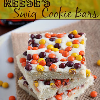 Reese'S Swig Cookie Bars Recipe