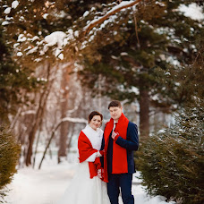 Wedding photographer Evgeniy Parilov (Parilov). Photo of 24.01.2018